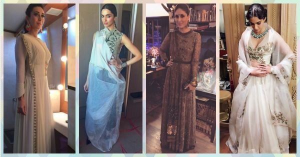 6 FAB Ways To Style Your Dupatta And Look Like A Movie Star!
