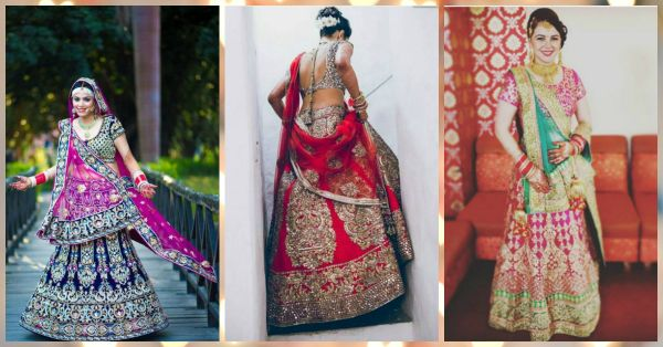 #POPxoBride: The Most Stunning Lehengas You'll See Today!