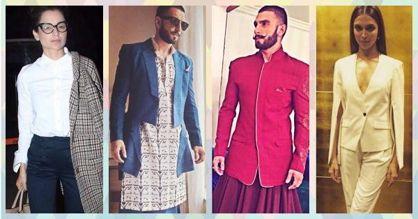 Women In Suits And Men In Skirts - Is THAT The Latest Trend?!