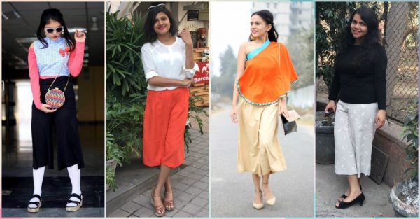 How To Style Culottes! (Yay, A Trend We Can *Actually* Wear)
