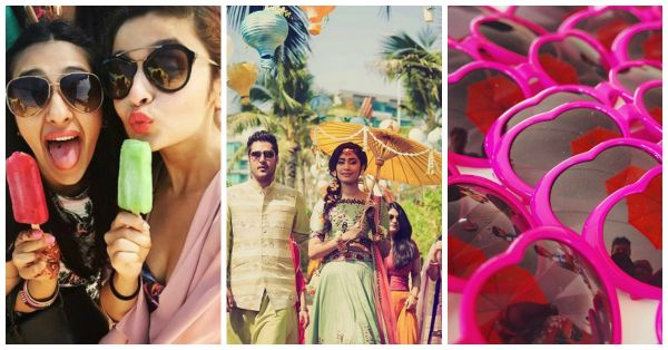 Summer Wedding? Here's How You Can Beat The Heat!