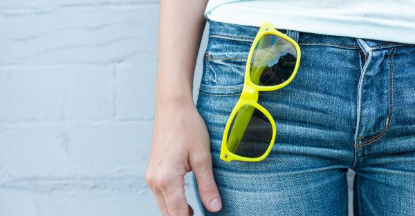 Why Do Jeans Pockets Have *Another* Pocket?! (Answer Here!)