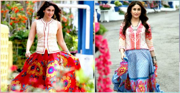 10 Pretty Ghaghra Skirts You Can Wear *Every* Day!