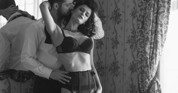 #HeSays: What Do Guys *Really* Think About Sexy Lingerie?!