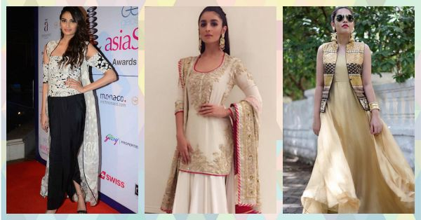 Bored Of Saris & Anarkalis? 7 Other Outfits To Wear To A Shaadi
