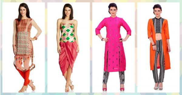 7 Stylish Ways To Give Your Indian Wear A Modern Twist!
