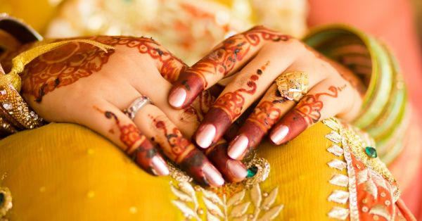 8 Absolutely Pretty Nail Colours For The Bride-To-Be!