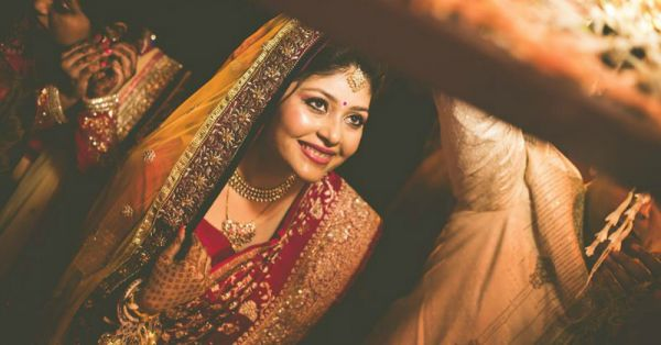 7 Brides Show You How To Style The Double Dupatta!
