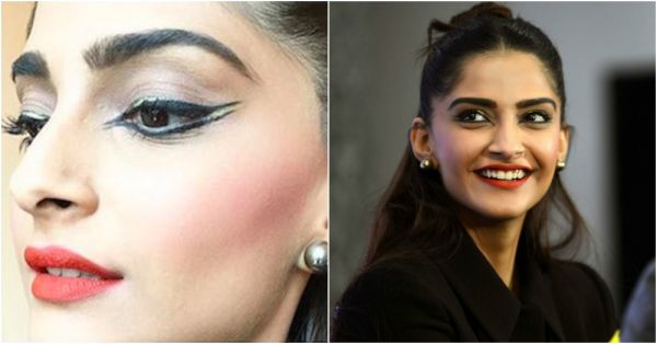Tuesday Tutorial: How To Do Sonam's FAB Double Winged Eyeliner!