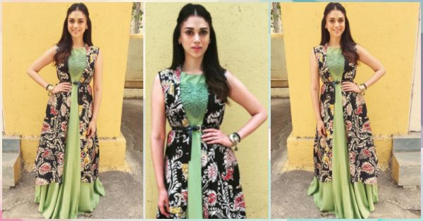 How To Steal Aditi's Gorgeous Outfit For An Engagement Party!