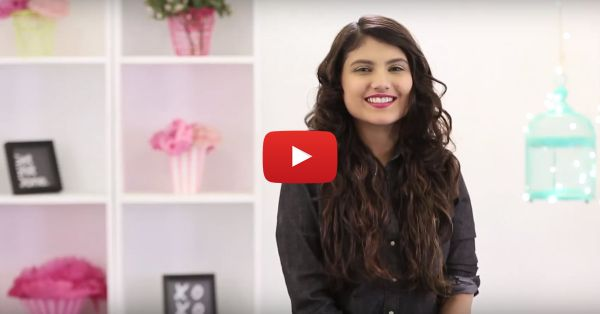 Hairstyle 101: How To Get Beach Waves Without Using Heat!