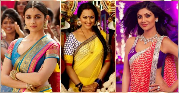 How To Choose The Perfect Saree For *Your* Figure!