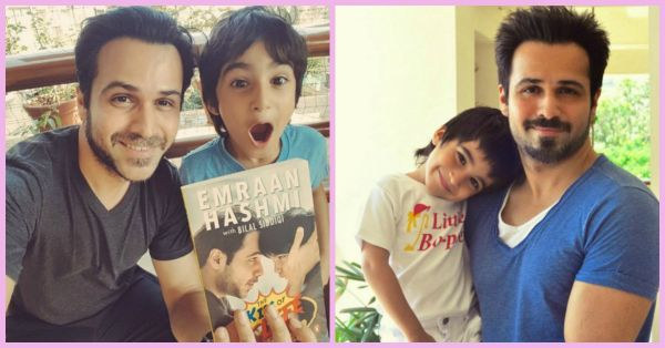 "Emraan Hashmi's Touching Book About His ""Superhero"" Son Is Out!"