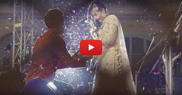 Lehengas, Rajasthan & A Couple in Love: A Magical Wedding!