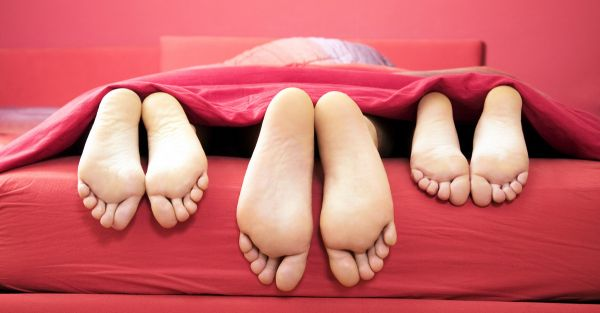 The First Time My Boyfriend And I Tried… A Threesome!