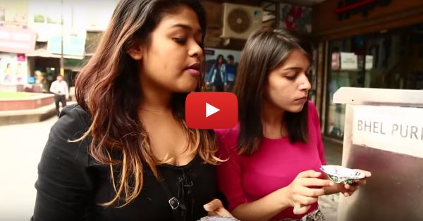 Funny Things Every Girl Says When She's Eating Golgappas!