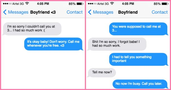How We ALL Text Our Boyfriends - Cute & Funny Screenshots!