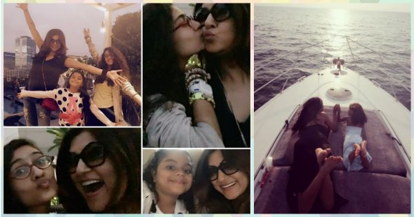 Sushmita Sen Wrote A Letter To Her Daughter & It's Adorable!