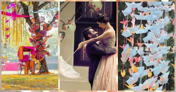 Monsoon Wedding? Colourful Ideas To Brighten Up The Functions!