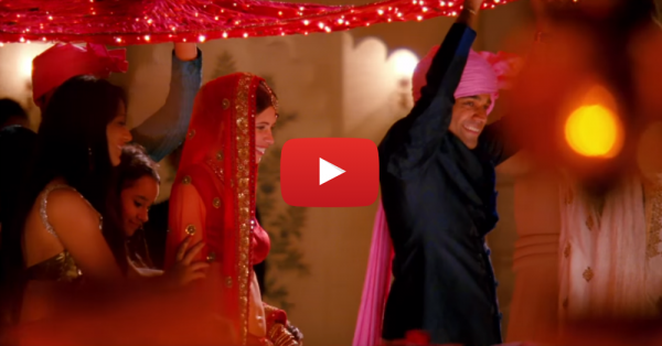 Want A Magical Bridal Entry? THIS Song Is Just What You Need