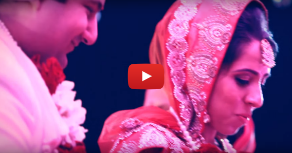 This Is The Sweetest Wedding Video You'll See Today!