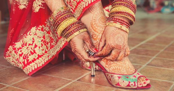 7 Pretty (And Comfy!) Shoes To Pair With Your Shaadi Outfit!