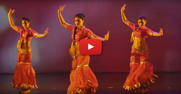 You've ​*Heard*​ Nucleya's Laung Gawacha - Now See THIS Dance!!