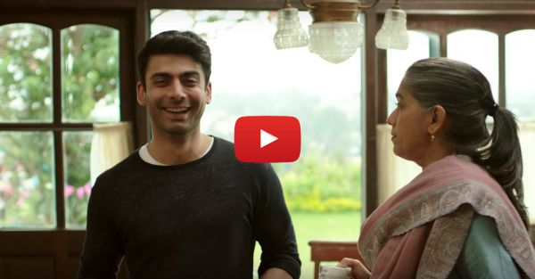 The One Thing Kapoor & Sons Didn't Have? Fawad's ADORABLE Laugh!