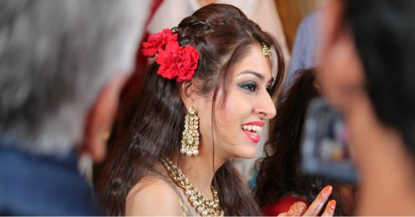 #BeautyDiaries: I Tried 3 Different Hairstyles For One Shaadi!!