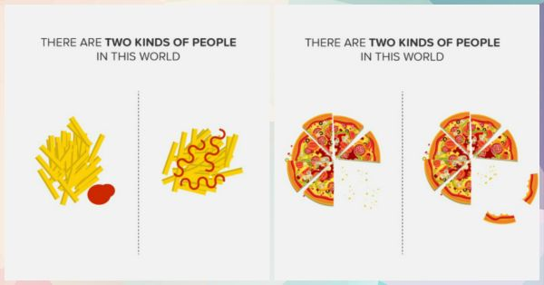 Only Two Types Of People In The World - Which One Are ​*You*​?