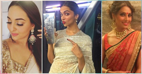 The Perfect Neckline? Read THIS Before You Get That Sari Blouse
