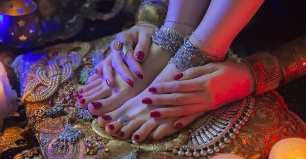 How To Get Your Feet Pretty For Your Wedding!