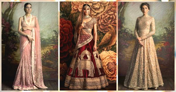 Sabyasachi's New Collection Is What EVERY Bride Needs To See!