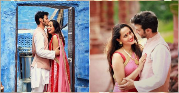 This Indian Singer's Wedding Pics Are Just SO Dreamy! *Hearts*
