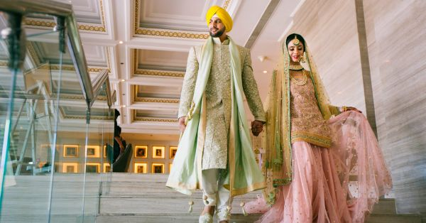Here's How You And Him Can Coordinate Your Shaadi Outfits!