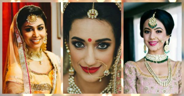 9 Gorgeous Bridal Looks To Show Your Makeup Artist!