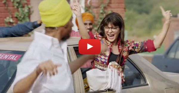 """The New Song For Every Family Wedding - """"Bhangda Pa"""" Is AWESOME!"""