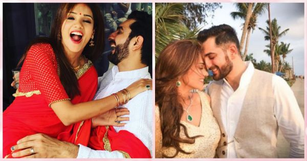 #Aww: This Celeb Couple's Newlywed Pics Are Just TOO Adorable!