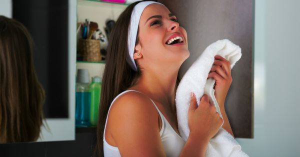 The perfect cleansing routine for crystal clear skin