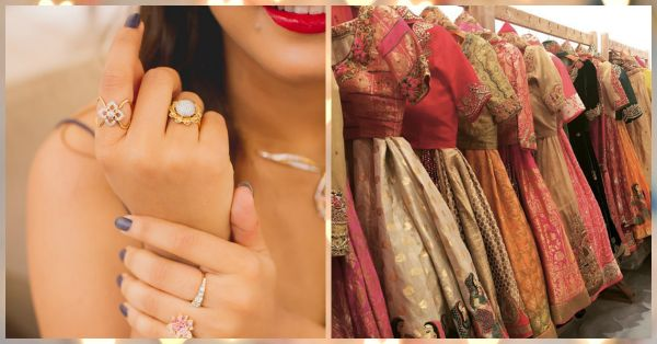 #ShaadiDiaries: How I Put Together All My Trousseau Outfits!