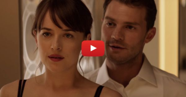 Fifty Shades Darker: This Movie Trailer Will Kinda Turn You On!