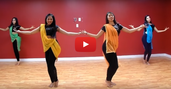 The ULTIMATE 'Nachde Ne Saare' Dance For Your BFF's Sangeet!