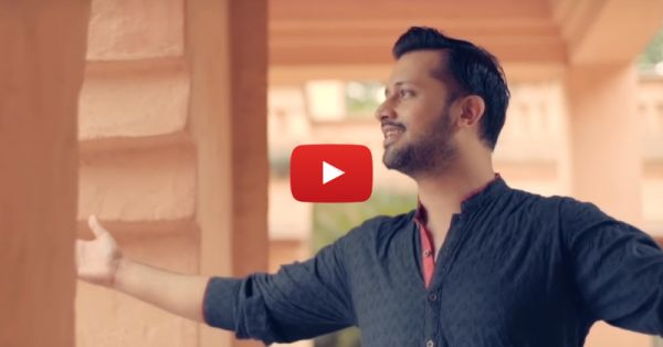 """Atif Aslam's New Song """"I'm Alive"""" Will Make You Love Him *More*!"""