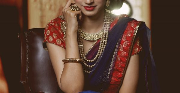 #MyStory: I Wore My Mom's Saree For My Shaadi & It Was Perfect!