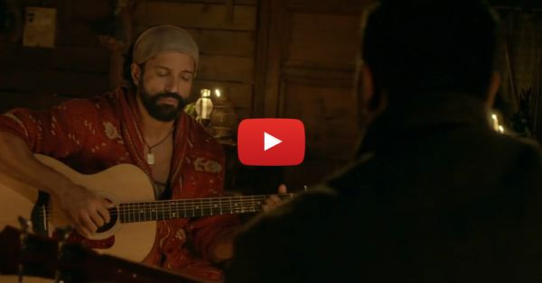 Farhan's New Song Is *Perfect* For A Long Drive With Your Guy!