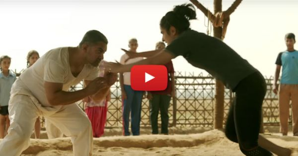 The 'Dangal' Trailer Is Out & It's A Must-Watch For EVERY Girl!