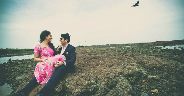 Best-ever photoshoot locations in Mumbai for every couple!
