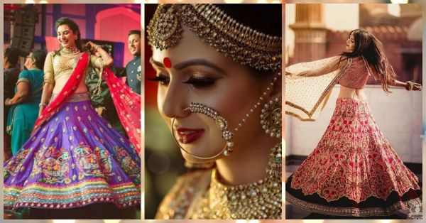 10 FAB Ways To Wear *Red* On Your Shaadi (Not Just The Lehenga!)