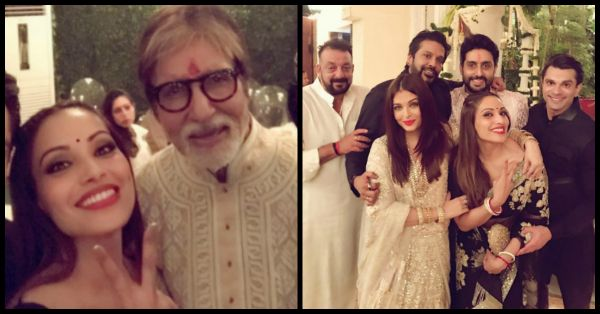 Amitabh Bachchan's Diwali Party Makes Us Wish We Were There!