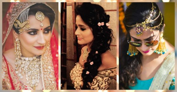 11 Brides Who Wore The *Prettiest* Hair Accessories - We Love!